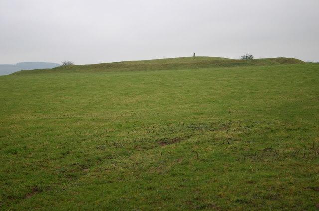 Twyn-y-Gaer Iron Age Hill Fort