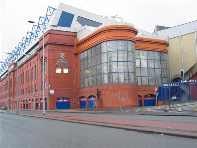 Ibrox Football Stadium