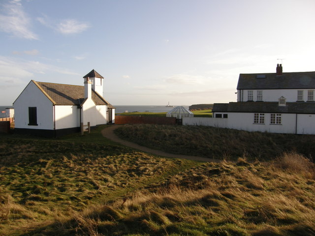 Watch House Museum and Houses - Seaton Sluice