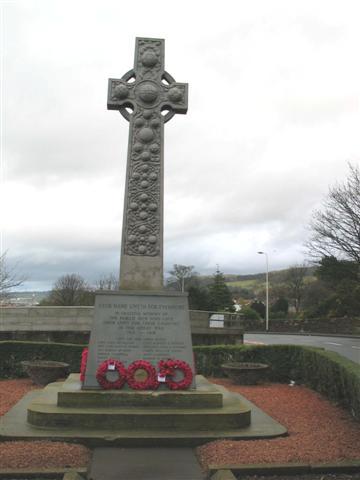Fairlie War Memorial