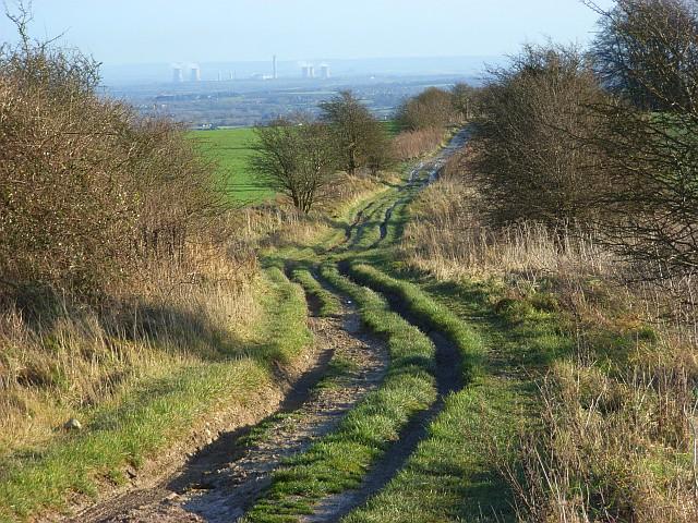 The Ridgeway, Uffington