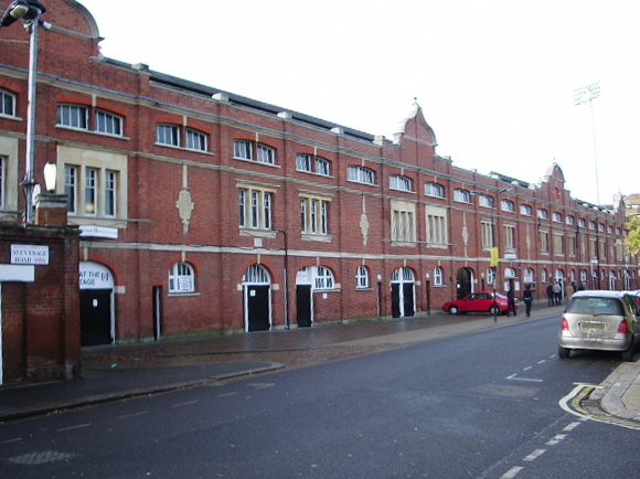 Fulham Football Ground