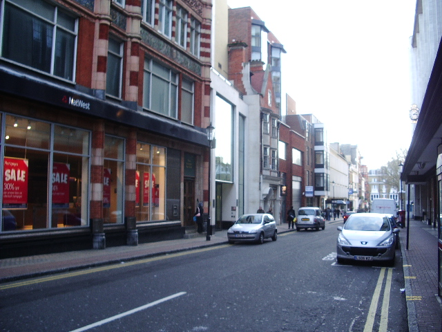 Young Street, London W8