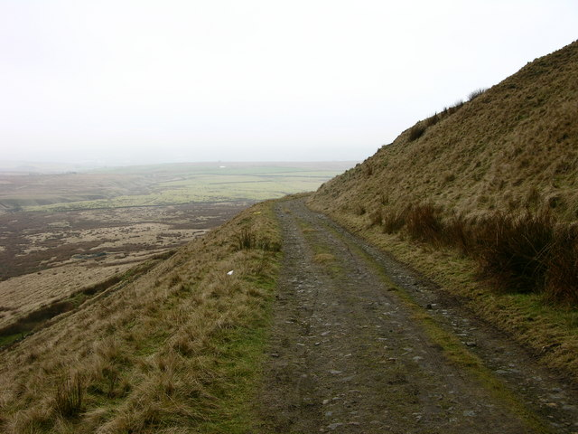 Bend on Rossendale Way