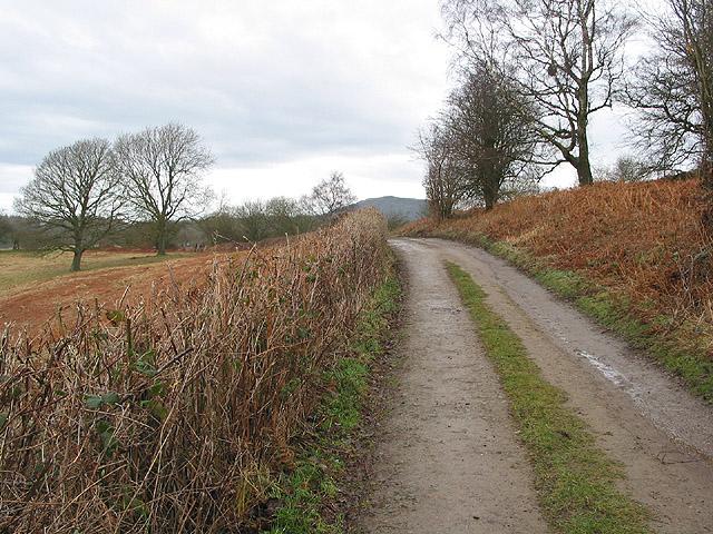 Worcestershire Way in winter