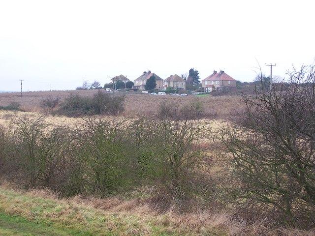 Houses at Motney Hill