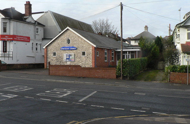 Charminster: Charminster Road Spiritualist Church