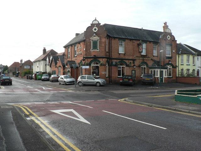 Malmesbury Park: The Brunswick and St. Leonard's Road