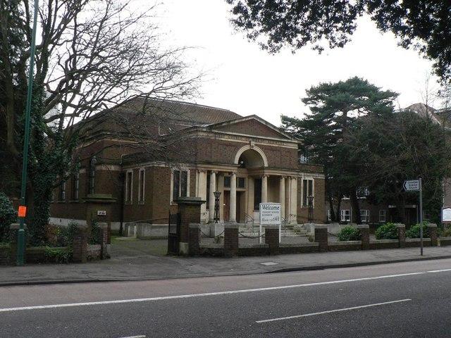 Bournemouth: First Church of Christ Scientist
