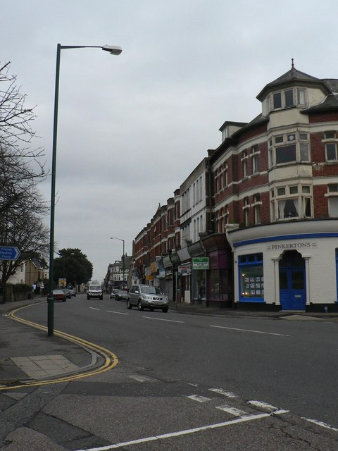 Boscombe: Wharncliffe Buildings