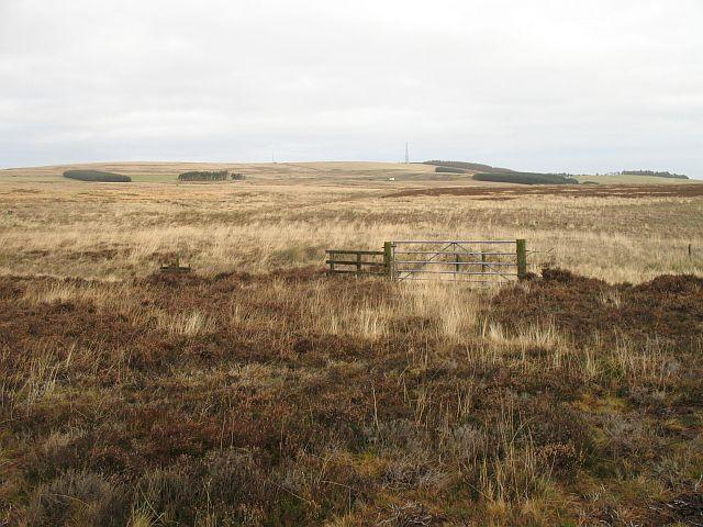 Gate near the Foul Burn