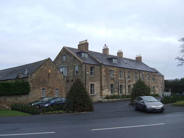The Collingwood Arms, Cornhill on Tweed