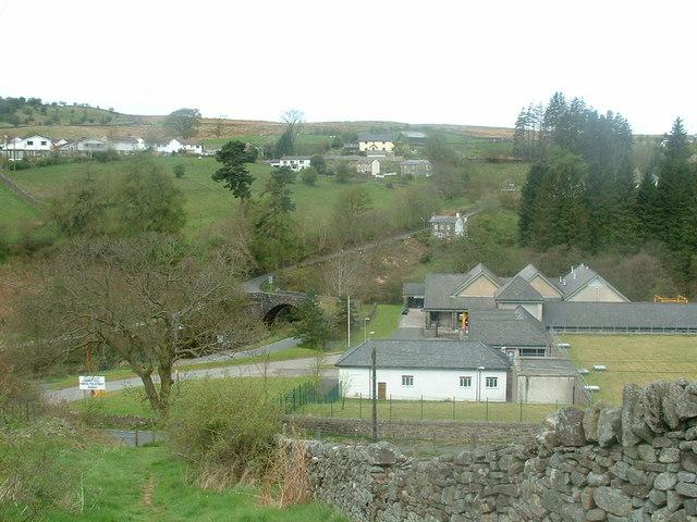 View of Pontsticill