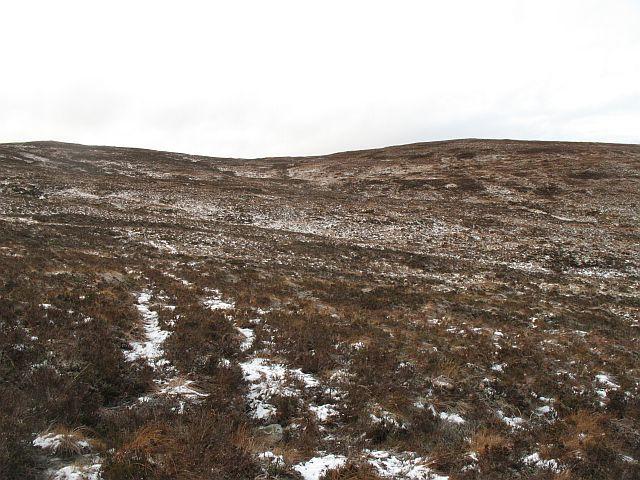 Moorland, Carn Mhic an Toisich