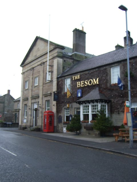 'The Besom' inn