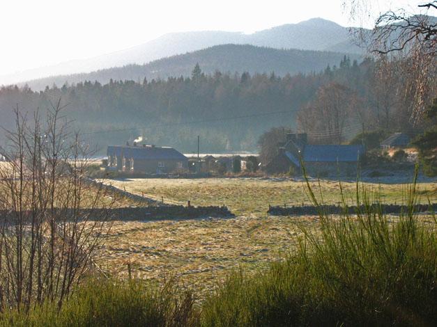 Ardmeanach cottages