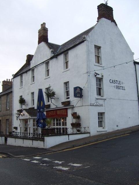 Castle Hotel, Coldstream