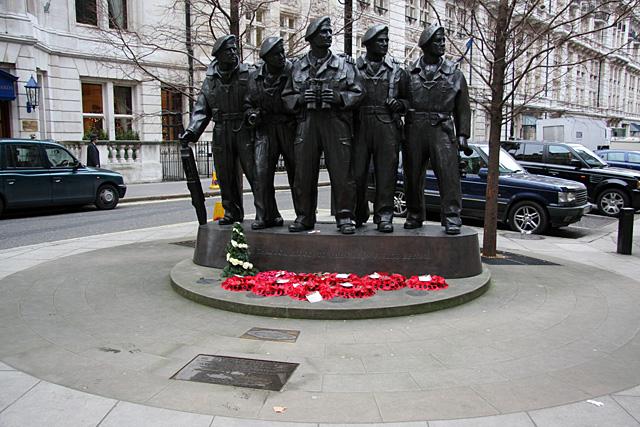 Royal Tank Regiment Memorial Sculpture