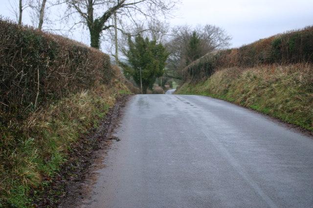 Lane to Warle