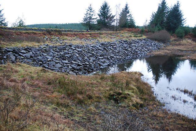 Dam on Loch an Add