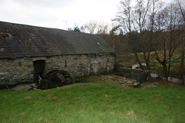 Melindwr Farm