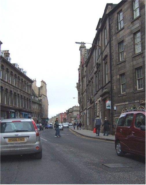 Bernard Street, South Leith