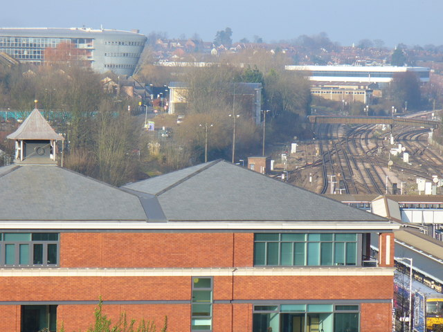 Guildford - Railway Hub