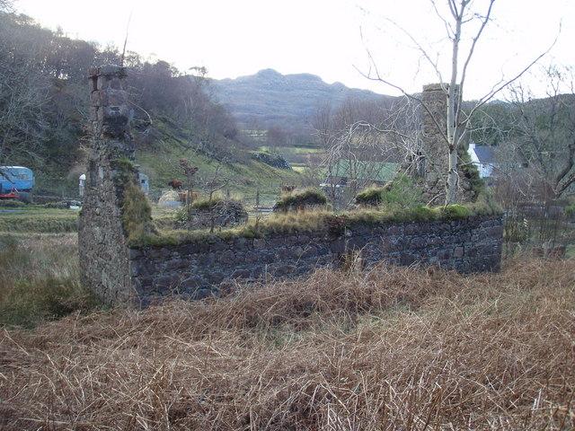 Ruin at Kerrysdale