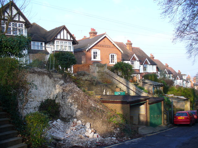 Houses on The Mount