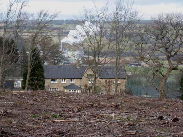 House near Delegate Hall, Hexham