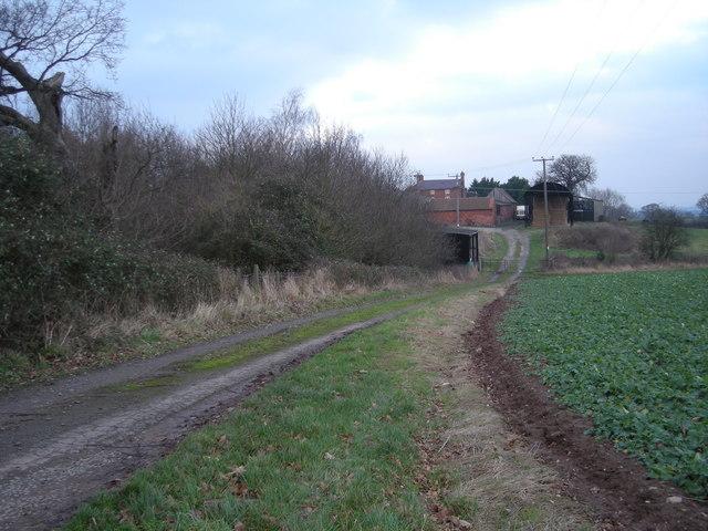 Wheathill Farm