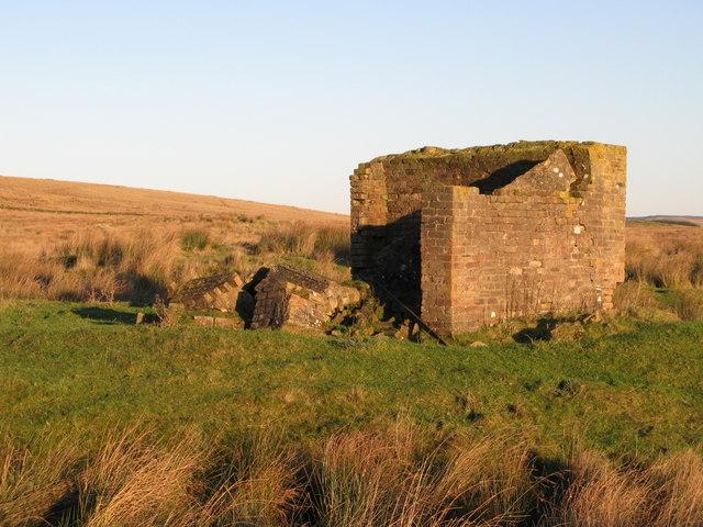 Old mine building (2)