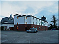 SJ3576 : Quality Hotel, Little Sutton by Jonathan Billinger