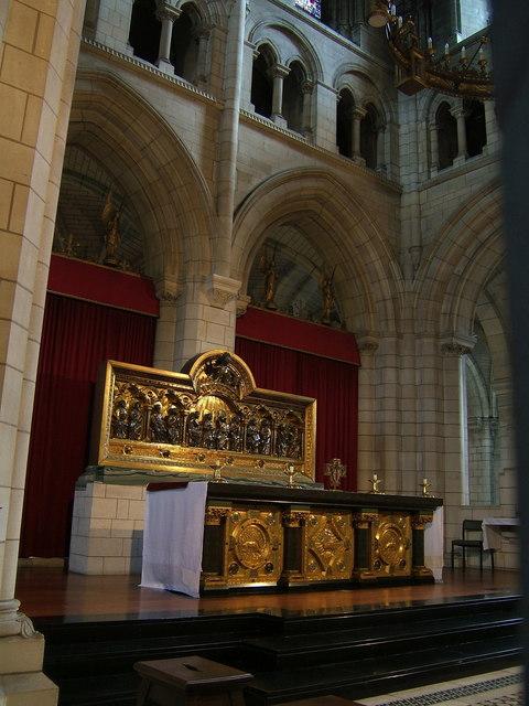 The Altar, Buckfast Abbey