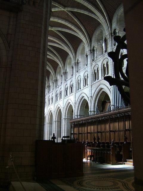Choir & Nave, Buckfast Abbey