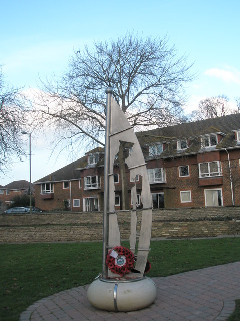 War Memorial  in Emsworth Park