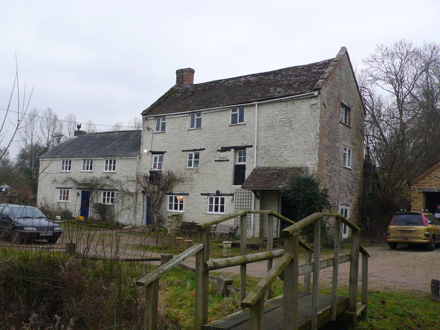 Halstock Mill, Dorset