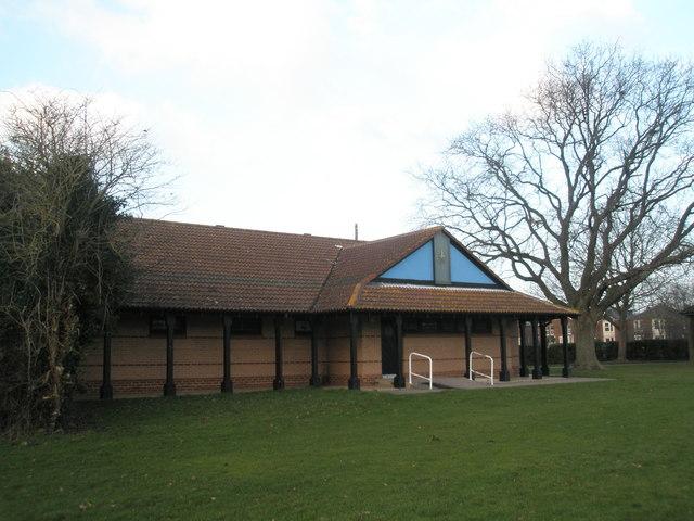 Pavilion in Emsworth Park