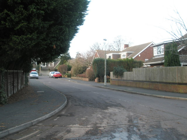 Linden Close, Emsworth