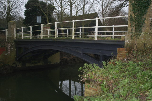 Wormingford Bridge