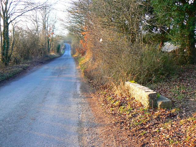 Welsh Way near Baunton