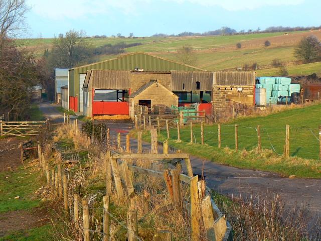Perrott's Brook Farm, Perrott's Brook