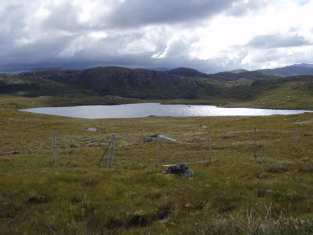 Loch a' Mhonaidh-dhroighinn