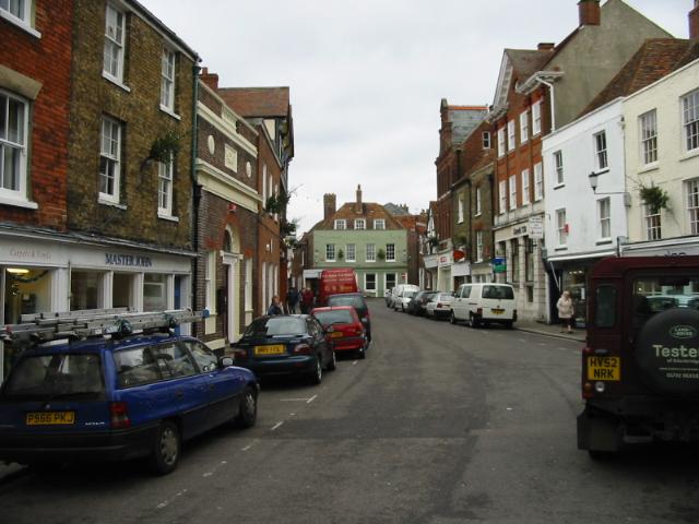 Market Street, Sandwich