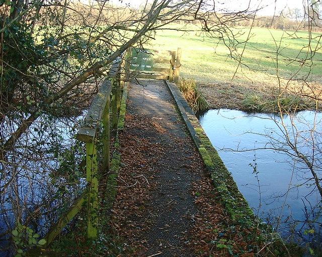 Bransbury - Bridge Over the River Dever