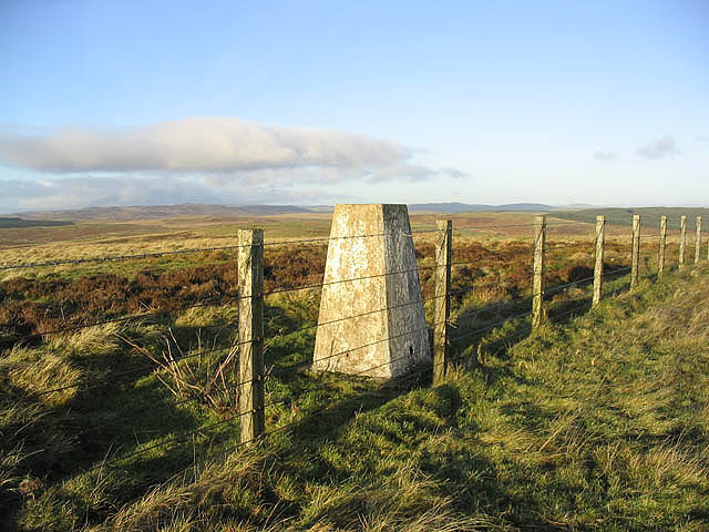 Barrel Law trig point
