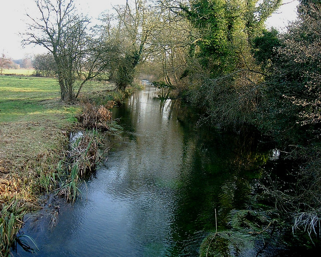 Bransbury - River Dever
