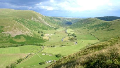 Dalzean and Scar Valley