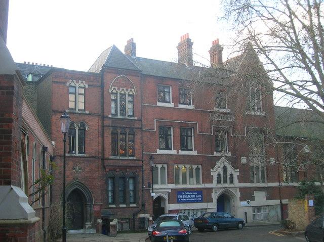 The Philbeach Hall, Philbeach Gardens, London SW5