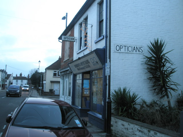Opticians in North Street